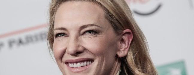 """Cate Blanchett: """"La magia è anche nella realtà"""""""
