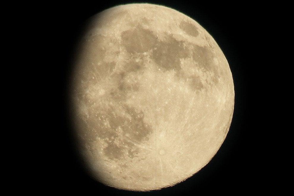 I misteri della Luna e le Orionidi: spettacolo nel cielo di fine ottobre