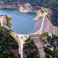 Reggio Calabria, il 28 ottobre arriva l'acqua potabile della Diga del Menta