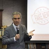 """Rai, Foa: """"Europarlamentari dem pagati da Soros"""". Il Pd querela: """"Sparge fake news. Si..."""