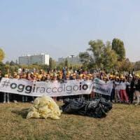 """Operazione città pulite: con """"Repubblica"""" in strade e parchi"""