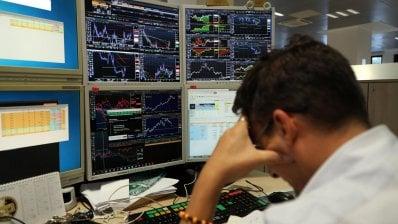 Gli investitori esteri fuggono: ad agosto venduti titoli italiani per 17 miliardi