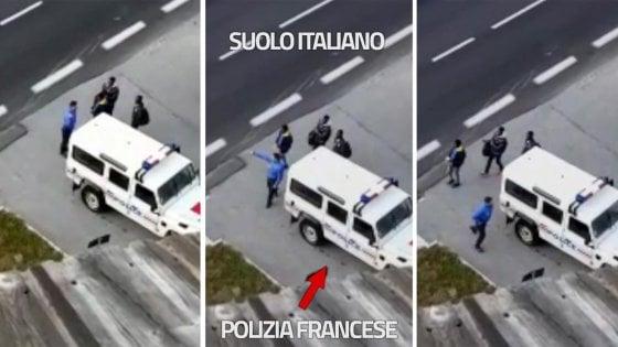 """Migranti, ancora scontro con la Francia. """"Respingimento concordato"""". Salvini: """"Vecchia prassi"""""""