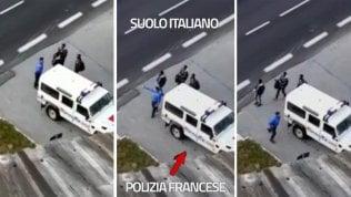 """Scontro tra Salvini e la Francia: """"Respingimento non concordato, da oggi agenti italiani al confine"""""""