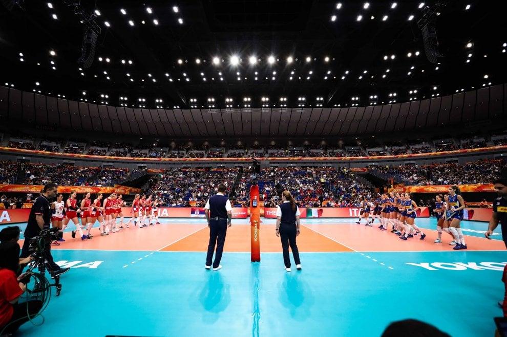 Volley, Mondiali femminili: il film della finale Italia-Serbia