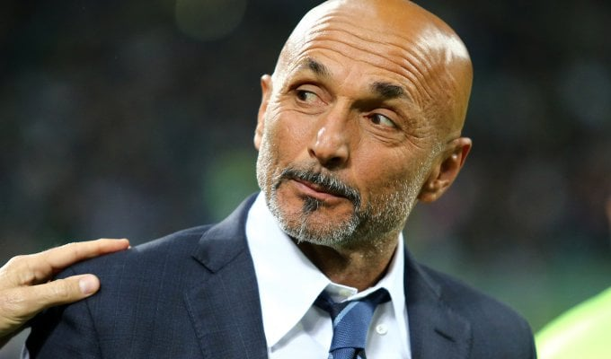 """Inter, Spalletti: """"Vincere questo derby vale più di tre punti"""""""