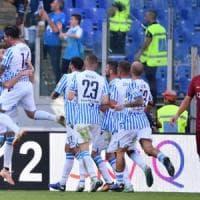 Roma-Spal 0-2, Petagna e Bonifazi rimandano in crisi i giallorossi