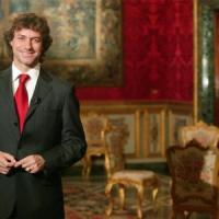 Alberto Angela porta 'Ulisse' nella patria di Sissi. Sui social: