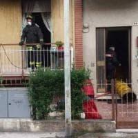 Pesaro, va a fuoco il palazzo muore un'anziana disabile