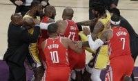 Lakers, ko e maxi rissa Jokic come Chamberlain