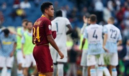 La Roma crolla in casa, colpo Spal   Di Francesco : ''Manca salto qualità''