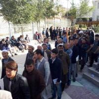 Afghanistan, secondo giorno di voto dopo la paura