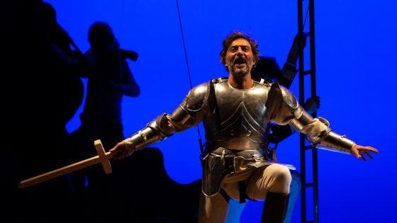 """Filippo Timi: """"Un cavaliere che combatte i draghi e le sue paure"""""""