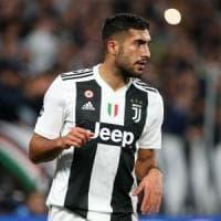 Juventus, Emre Can si ferma per un nodulo alla tiroide
