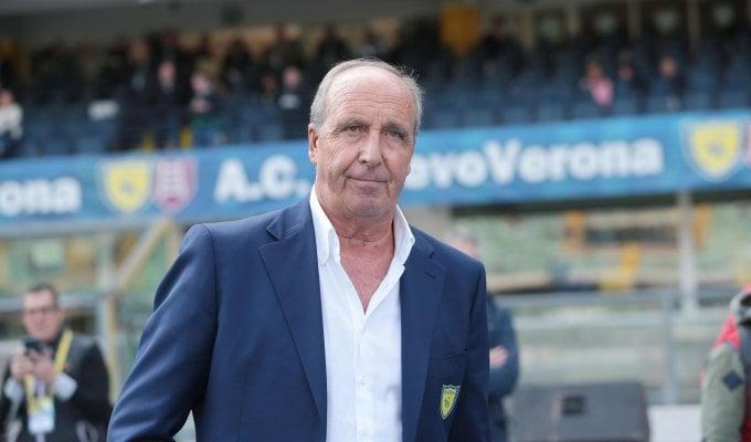 """Chievo, Ventura: """"Una partita che non si può commentare, stanchi dopo 30'"""""""