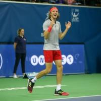 Tennis, le prime volte di Tsitsipas ed Edmund. Wta Finals: a segno Pliskova e Svitolina