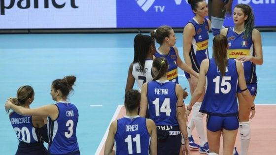 Volley, dall'altruismo all'integrazione: i tanti significati della squadra azzurra