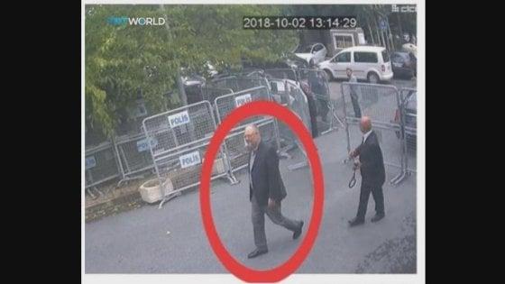 """Khashoggi, Trump: """"Piano andato storto"""". Ma niente stop vendita armi a Riad. Capo Cia vola in Turchia"""