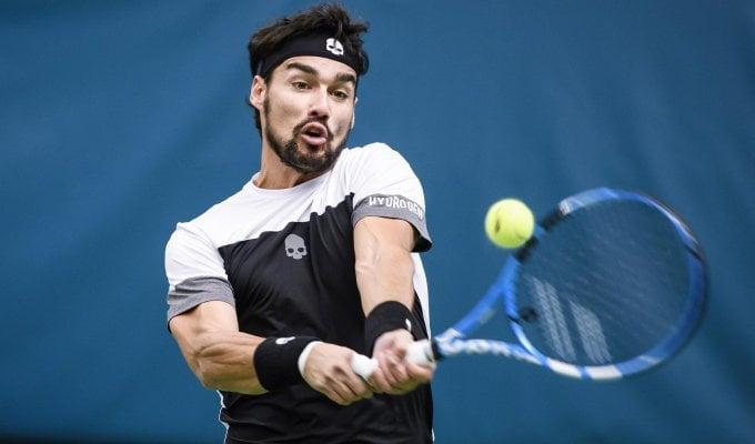 Tennis: Nadal e Halep al comando, scende Fognini, best ranking Giorgi