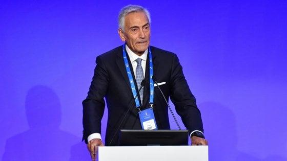 Elezioni FIGC: Gravina eletto nuovo presidente con il 97,2%