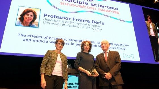 Sclerosi multipla, premiata a Berlino ricercatrice italiana