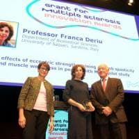 Sclerosi multipla, premiata ricercatrice italiana