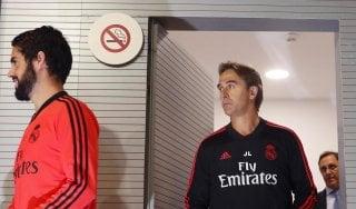 """Real Madrid, Lopetegui: """"Mia ultima partita? Non ci penso, ho imparato a lottare"""""""