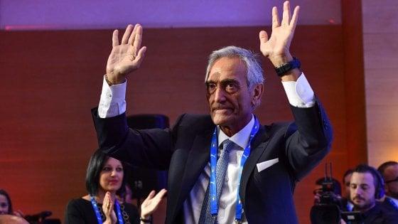 FIGC - Gravina è il nuovo presidente.