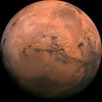 L'acqua di Marte è ricca di ossigeno. Lo studio Usa sulla scoperta italiana: ''Vita...