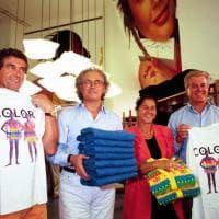 Gilberto Benetton, la vita per immagini