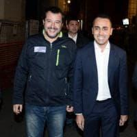 """Manovra, cena a tre Conte-Salvini-Di Maio. Il leader della Lega: """"Bocciatura Ue certa ma..."""