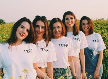 Cinque sorelle e il ritorno in campagna:
