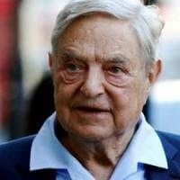 Usa, intimidazione a Soros: ordigno esplosivo nella cassetta della posta