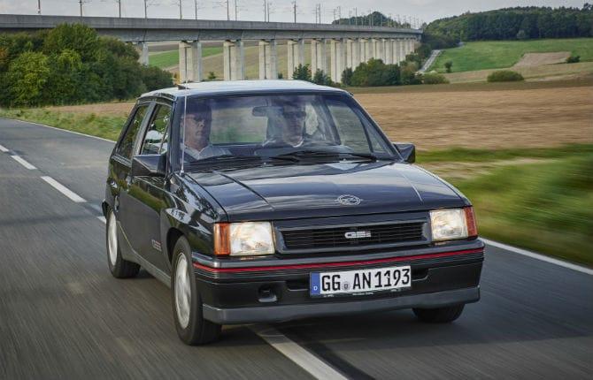 """""""Auto vintage dell'anno"""", doppietta Opel"""