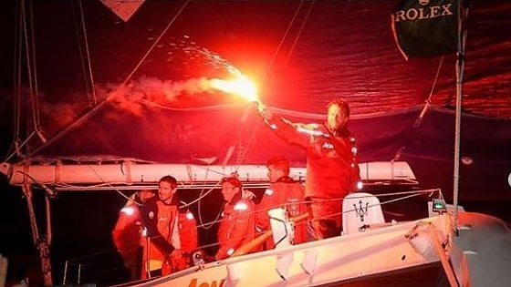 Vela, Soldini vola alla Middle Sea Race, vince anche con due avarie