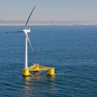 Portogallo, una centrale eolica galleggiante da 25 MW