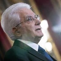 """Manovra, Mattarella: """"Rispettare l'equilibrio dei bilanci. Dal disordine contraccolpi per..."""