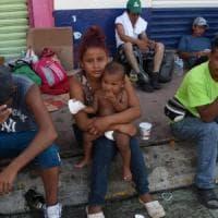 Prima vittima in Messico tra i migranti della Carovana