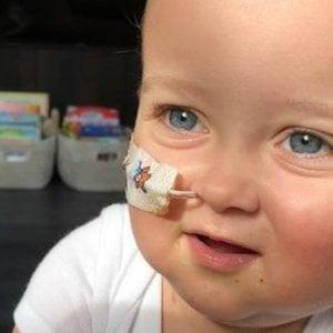 Il bimbo in cerca di un donatore che gli salvi la vita