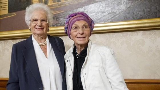 """Razzismo, Segre: """"In Italia cresce una marea di intolleranza"""". E propone una commissione anti-odio"""
