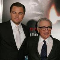 Martin Scorsese e Leonardo DiCaprio,
