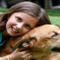 Asma, non sempre i bambini devono rinunciare al cane