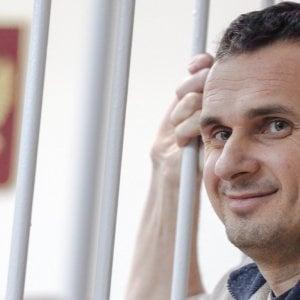 Premio Sakharov 2018 al regista ucraino Sentsov