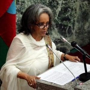Sahle-Work Zewde prima donna presidente dell'Etiopia (e unica in tutta l'Africa)