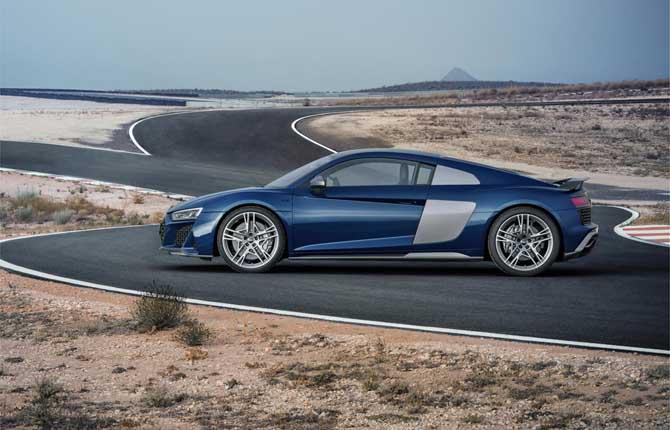 Nuova Audi R8, la potenza non basta mai