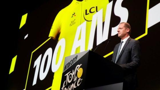 Presentato il Tour de France 2019: partirà da Bruxelles