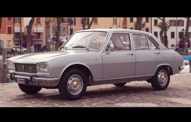 Peugeot 504, mezzo secolo di successi