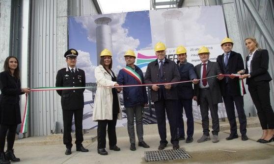Biometano, il futuro dell'energia green passa da Sant'Agata Bolognese