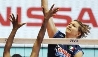 E' morta Sara Anzanello: fu campionessa del mondo di volley nel 2002