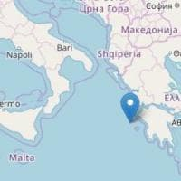 Terremoto in Grecia: scossa 6.8 in mar Jonio. Paura in Puglia, Calabria,